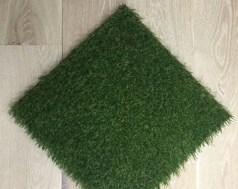 """ON SALE******Grass Placemat Charger 16"""" x 16"""""""