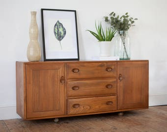 Ercol No. 455 Sideboard - 2 available.