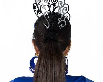 Ole Ole Flamenco Acetate Comb