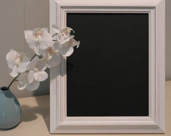 "Framed Chalkboard // Vintage Style Chalkboard // Antiqued Chalkboard // Chalkboard // 8x10 Framed Chalkboard // 8""x10"" Framed Chalkboard"