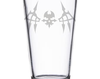 TWEWY Pint Glass