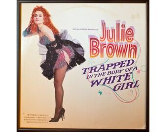 Glittered Julie Brown Album