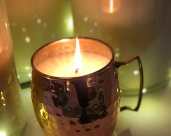 Moscow Mule Body Candle