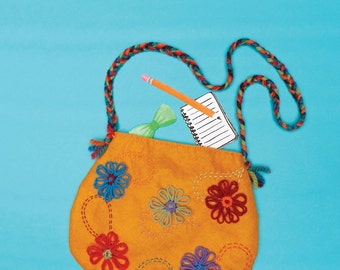 Hippy Handbag Sewing Pattern Download 803101