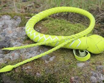 BDSM Leather Whip - Snake Whip