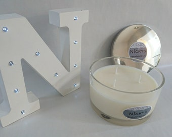 50cl scented 3 wick candle