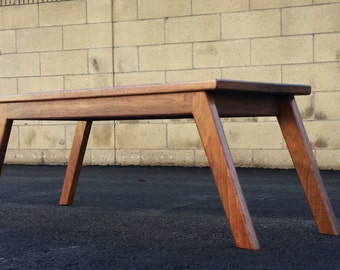 """The """"Champ"""" mid-century modern coffee table, modern coffee table, coffee table,  danish modern"""