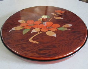 Lacquerware Divided Container