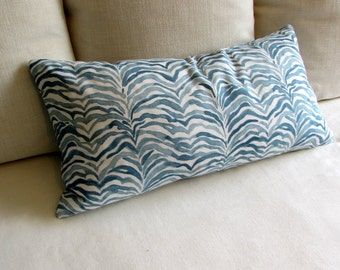 SERENGETI SEASIDE Decorative Throw, Accent, Lumbar pillow cover 18x18 20x20 22x22  24x24 26x26 13x26