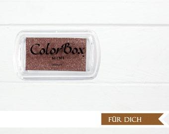 Bronze - Pigment Inkpad