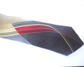 Martin Wong Necktie Men's Accessory