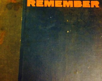 Vintage  Book Days to Remember America 1945-1955 Gunther& Quint