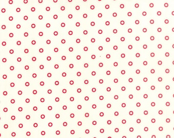 Sale Hello Darling cotton fabric by Bonnie and Camille for Moda fabric 55115 14