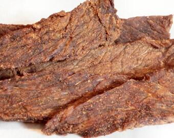 Buffalo Wing Gourmet Beef Jerky - 1/4 lb