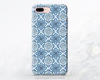 iPhone 8 Case iPhone X Case iPhone 7 Case Portuguese Tile iPhone 7 Plus Case iPhone SE Case Samsung S8 Plus Case Galaxy S8 Case T75d