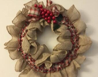 Small Christmas wreath