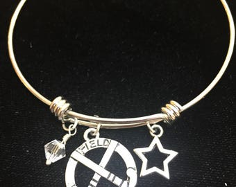 Field Hockey Bracelet