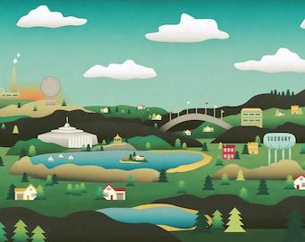 Hometown: Sudbury