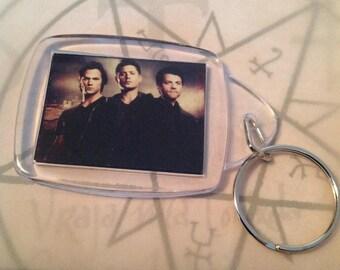 Supernatural keyring/keychain
