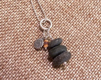 Small Cairn pendant