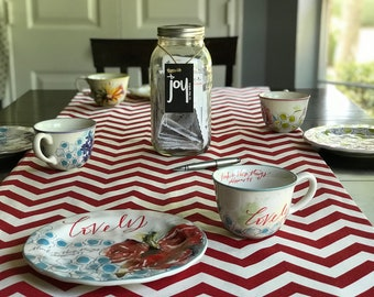 Red-dy for Joy Table Runner