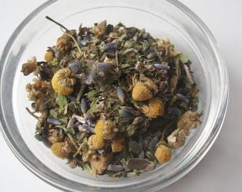 Organic Herbal Sleepy Tea
