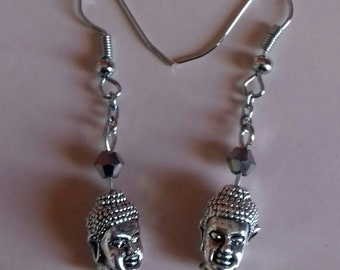 Buddha earrings!