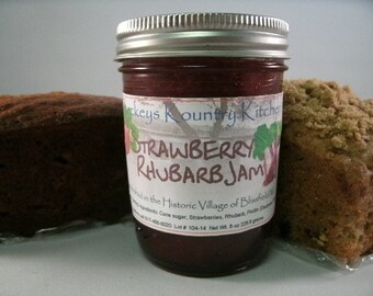 Jam or Jelly, 2 Sweet Breads Gift Pack. Choose 2 fresh baked breads and 1 jam or jelly FREE SHIPPING