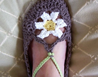 On Your Toes Daisy Ballet Flats - Pattern PDF