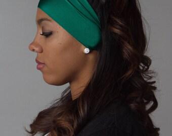 Running Headband - Yoga Headband - Seamless fitness headband - Moisture Wicking Wide Stretchy Headband - Workout Headband - Non Slip -AMAZON