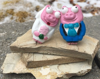 Cufflinks | The Simpsons | Wedding Pigs
