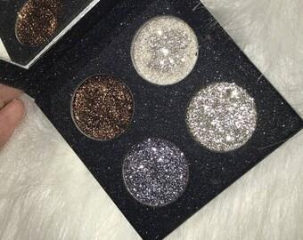 Iconic glitter palette