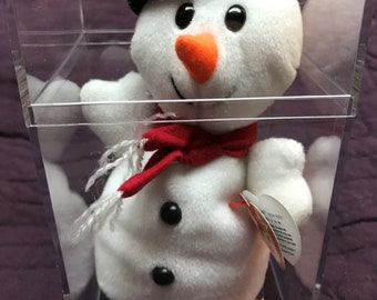 The MOST rare Snowball Ty Beanie baby - unhandled and in mint condition.