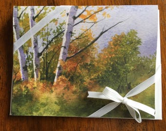 Blank Note Cards (4/Package)
