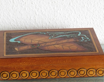 Cigar box cigar box cigar case cigar box wooden storage