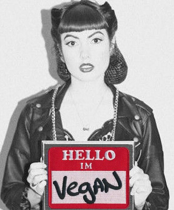 Hello Im Vegan