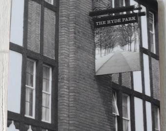 Otley Run Coaster - The Hyde Park