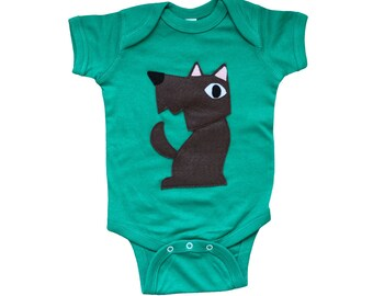 The Wonderful Wizard of Oz - Toto the Dog Baby Infant Bodysuit