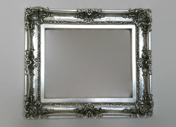 20x24 Large Picture Frame, Ornate Frame, Shabby Chic Frame for ...