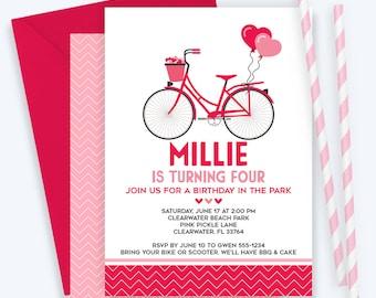 Bike Invitations, Bike Birthday Invite, Bike Invite, Bicycle Invitation, Bicycle Invitations,Bicycle Invite,Bike Invitation,Bike Party | 412