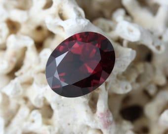Rhodolite garnet 3,62 carats