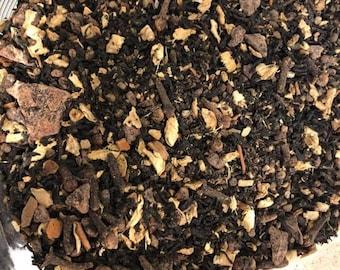 FTO Dark Chocolate Chai Tea