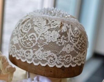 Hat ceremony. Wedding Hat
