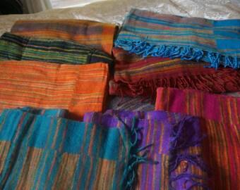 Yak Wool Blankets  and Merino Wool hats