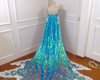 Elsa Frozen costume inspiration from Nikita - Disney costume -Elsa Dress