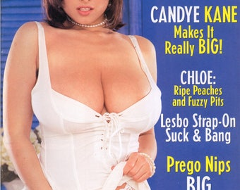 Juggs Magazine September 1998 Excellent condition Mature