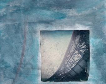 Abheben - Polaroid Emulsion Lift