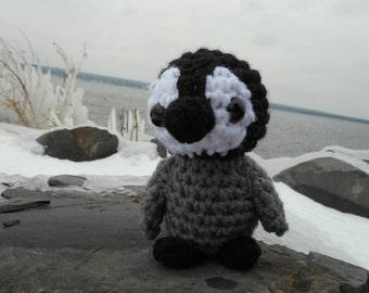 Penguin Amigurumi Crochet