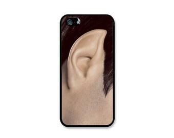 Star Trek Inspired Spock Ear Iphone 5/5s, 5c, 6/6s, 6/6s Plus, 7, 7 Plus, 8 or 8 Plus.