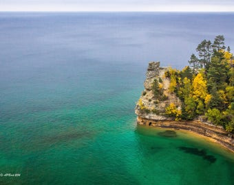 Pictured Rocks National Lakeshore, UP Michigan